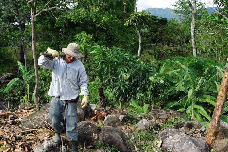 里维拉-哥伦比亚 免版税图库摄影