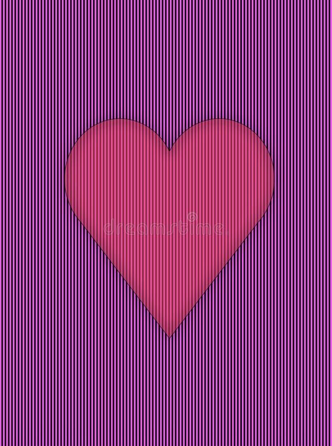 重点粉红色 免版税库存照片
