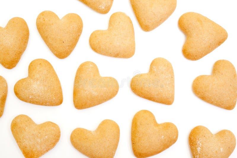 重点饼干 免版税库存图片