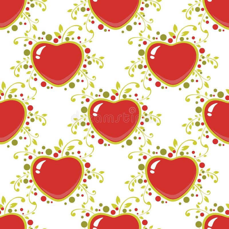 Download 重点仿造无缝 向量例证. 插画 包括有 剪影, 图象, 艺术, 时髦, 节假日, 图画, 浪漫, 绿色, 风格化 - 62535226