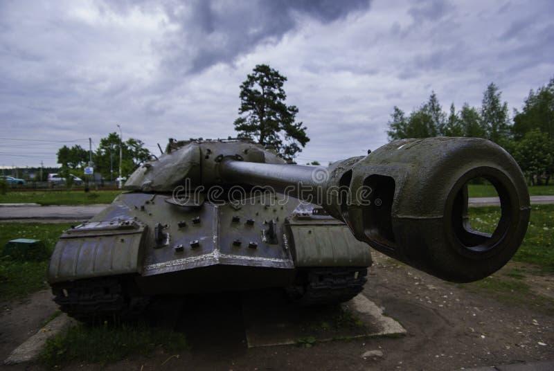重的坦克IS-3 免版税库存照片