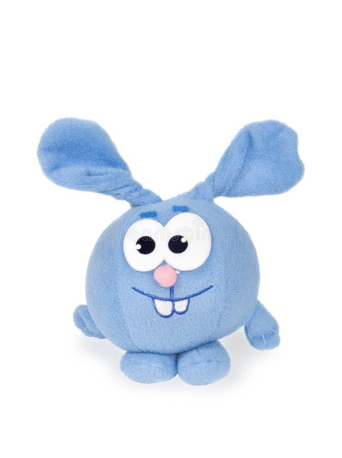 野兔软的玩具 库存图片