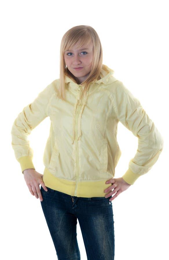 Download 救生服的金发碧眼的女人 库存图片. 图片 包括有 电话会议, 女孩, 逗人喜爱, 成人, beauvoir - 30332531
