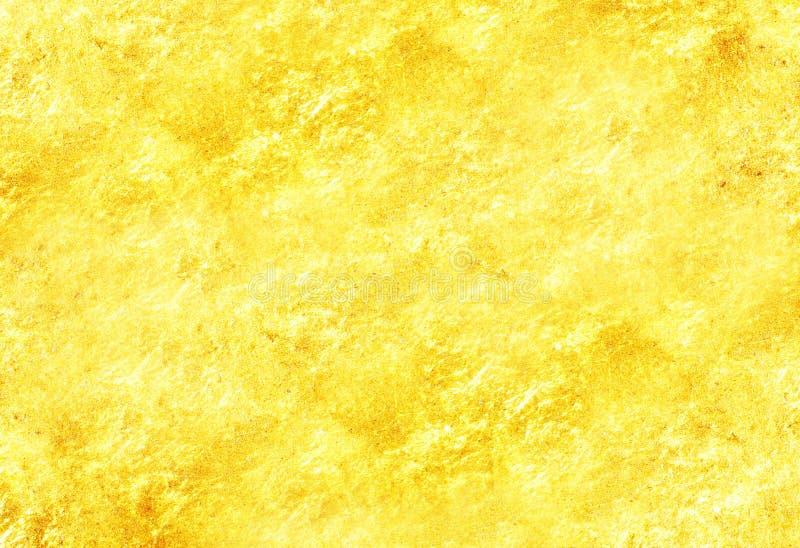 金子纹理闪烁 库存照片