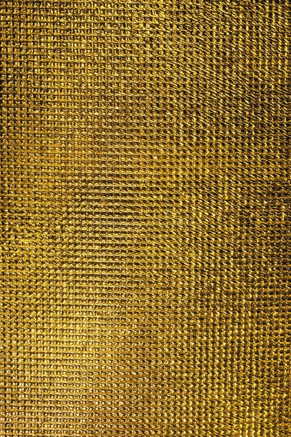 金子纹理 免版税图库摄影