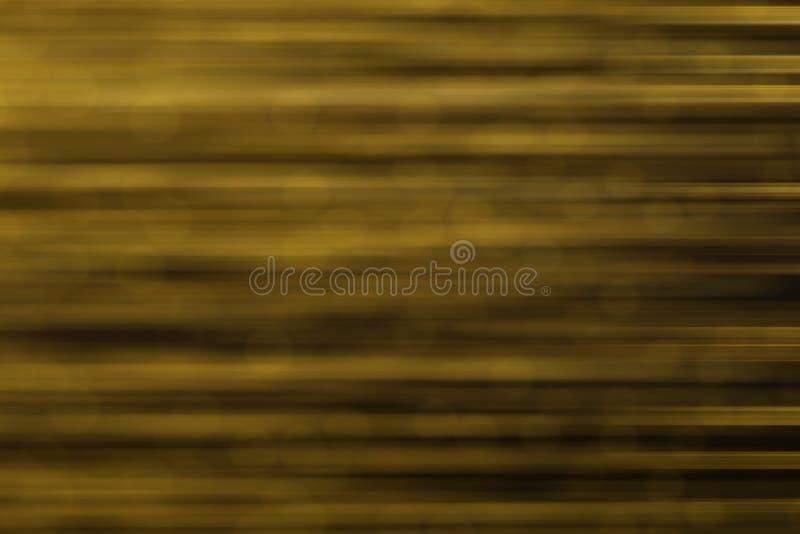 金子闪烁发光BACKGORUND 皇族释放例证