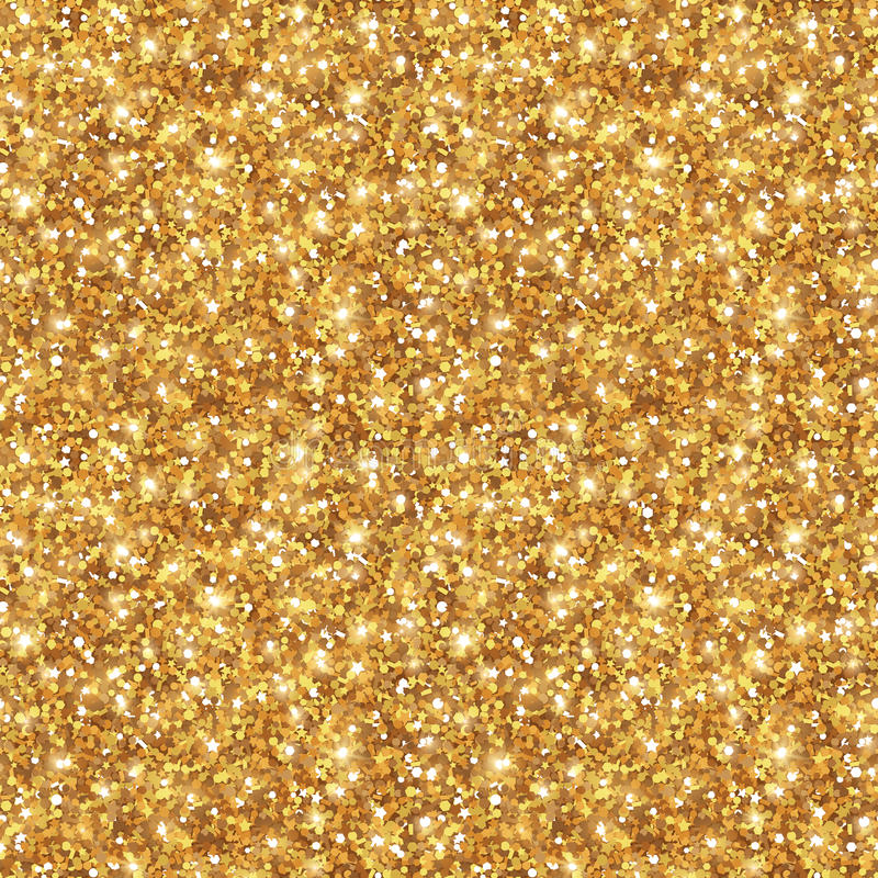 金子闪烁纹理,无缝的衣服饰物之小金属片样式