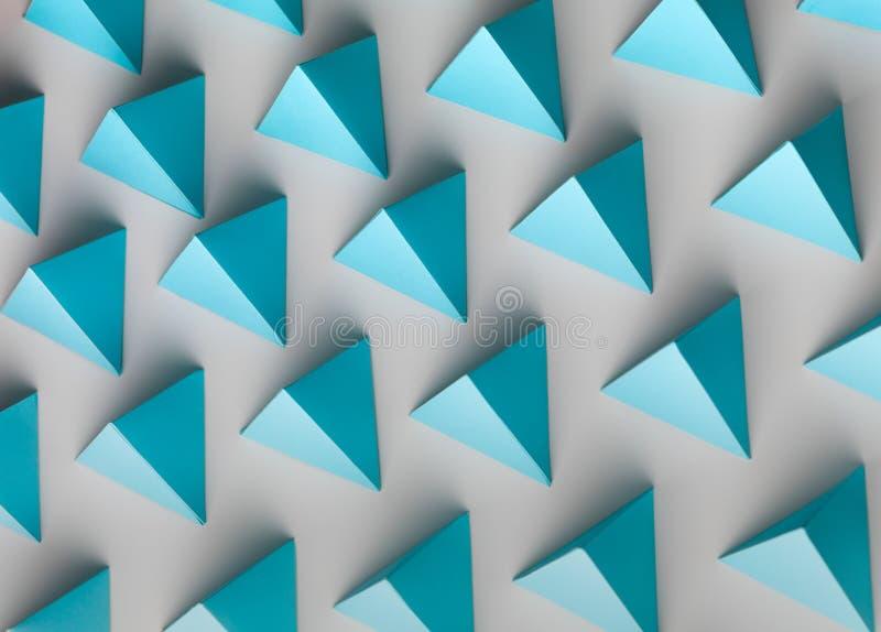 金字塔背景 免版税库存图片