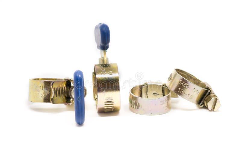 金属和合金水管皮带 免版税图库摄影