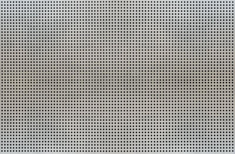 金属在白色背景隔绝的滤网细胞背景纹理  向量例证