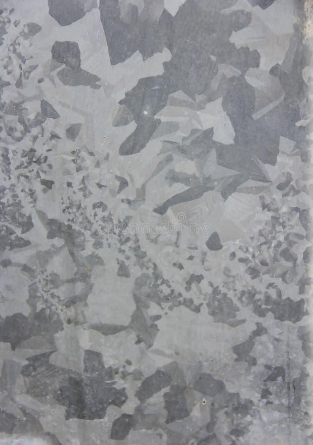 金属墙壁纹理与抓痕、污点和镇压的表面 库存照片