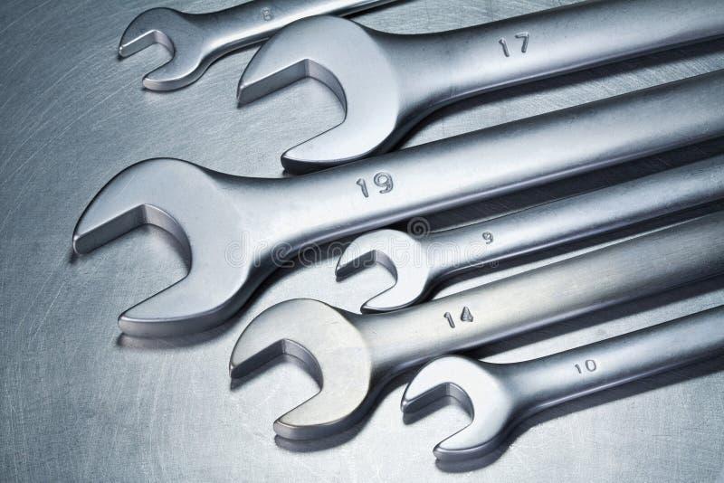 金属工具 库存照片