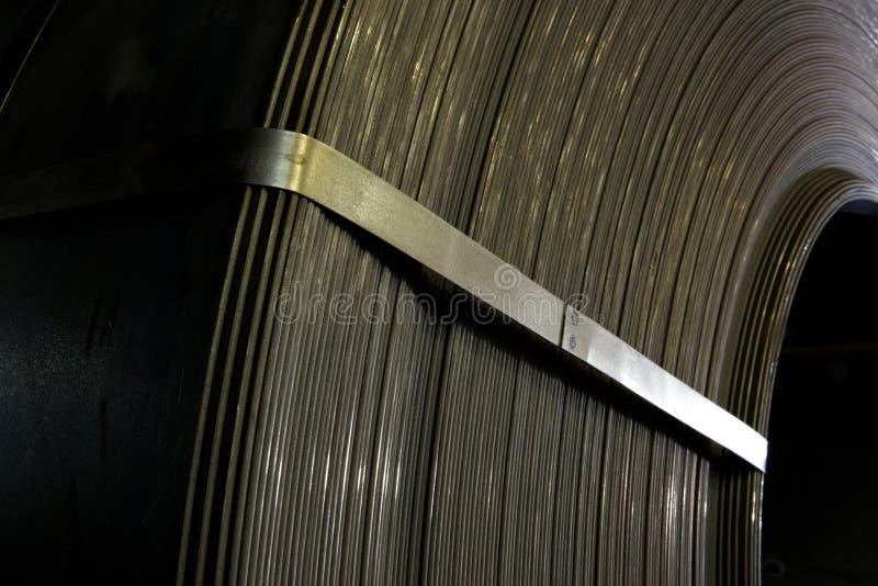 金属带 免版税库存照片