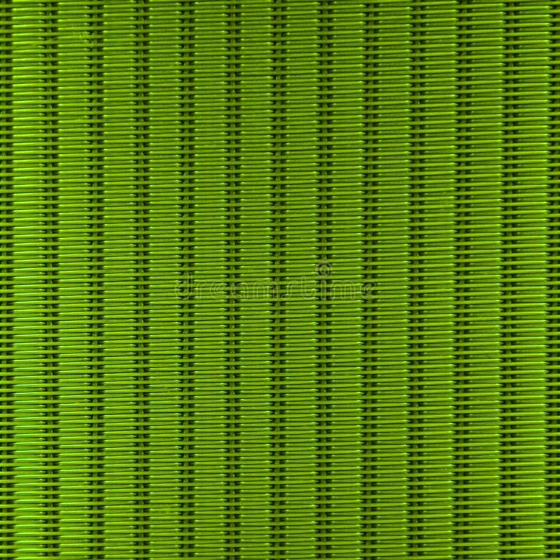 金属抽象背景绿色网格的grunge 免版税库存照片