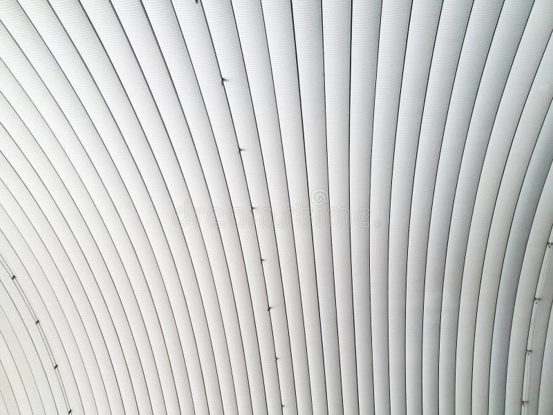 金属板屋顶 图库摄影