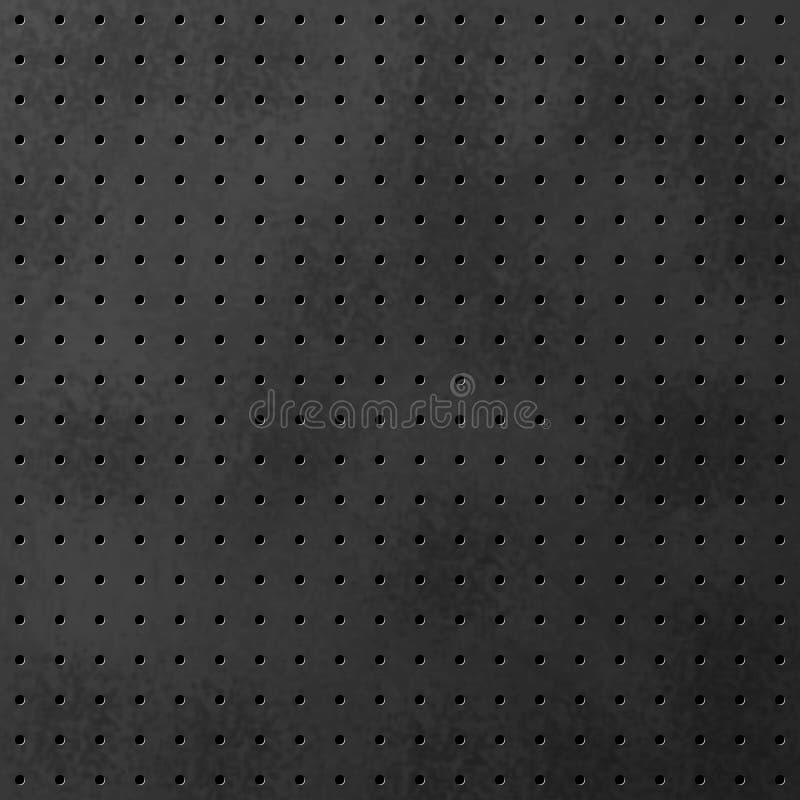 金属栅格纹理  图库摄影