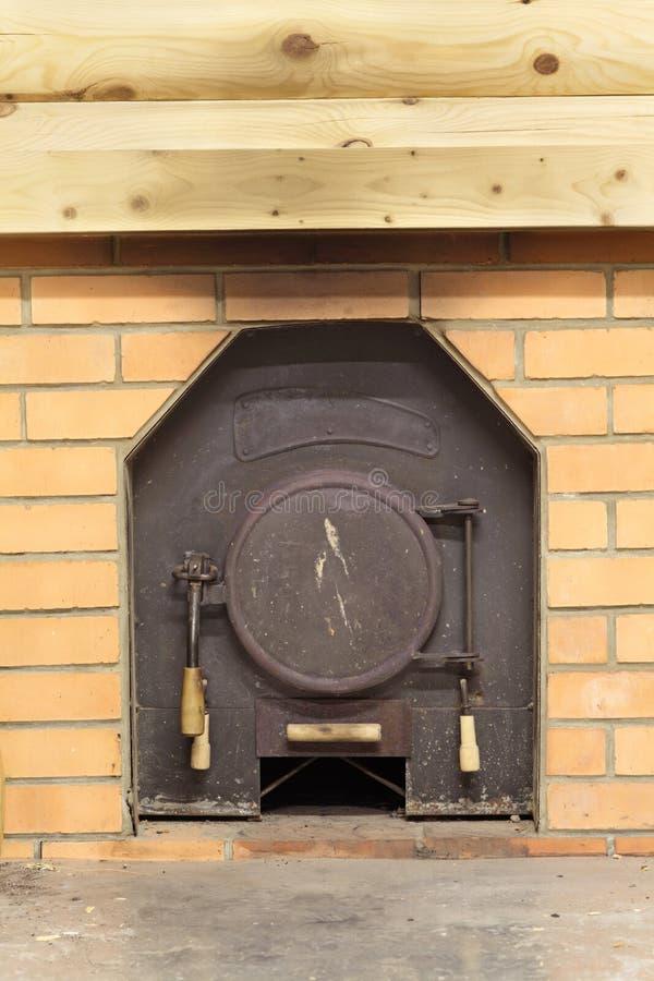 金属火炉 库存照片
