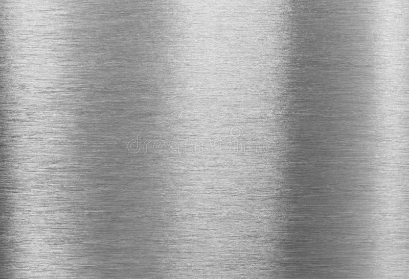 金属纹理背景 免版税库存图片