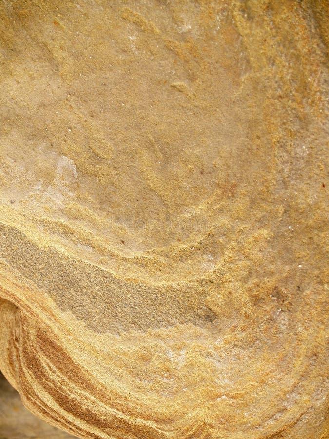 金岩石纹理 库存照片