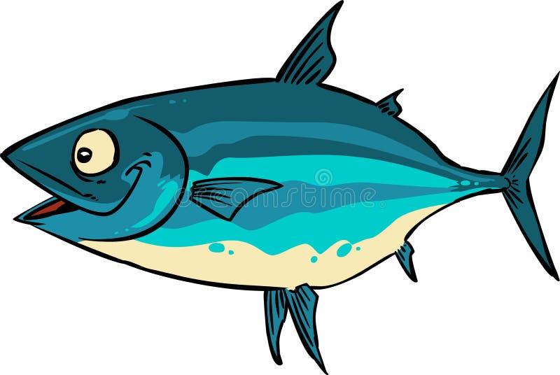 金枪鱼 向量例证