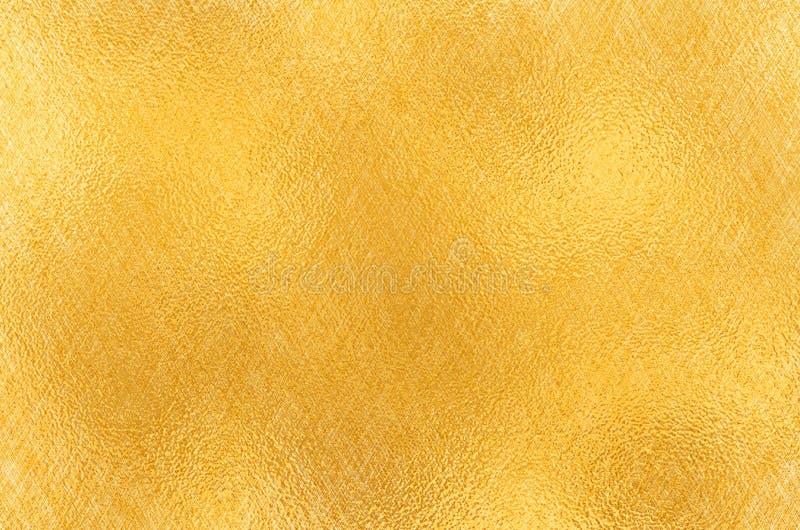 金箔纹理背景 库存图片