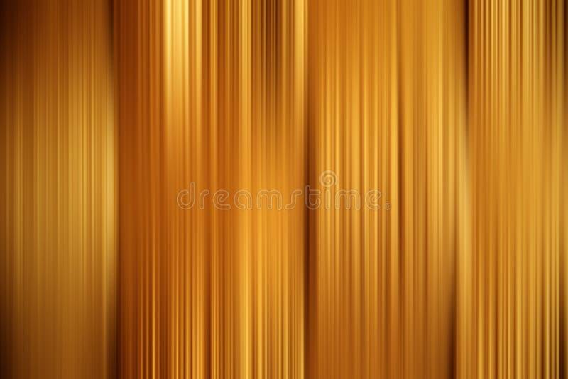 金黄抽象的背景 皇族释放例证