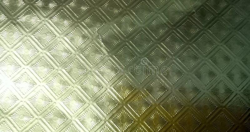 金黄纸走路的板料摘要织地不很细背景墙纸 库存照片