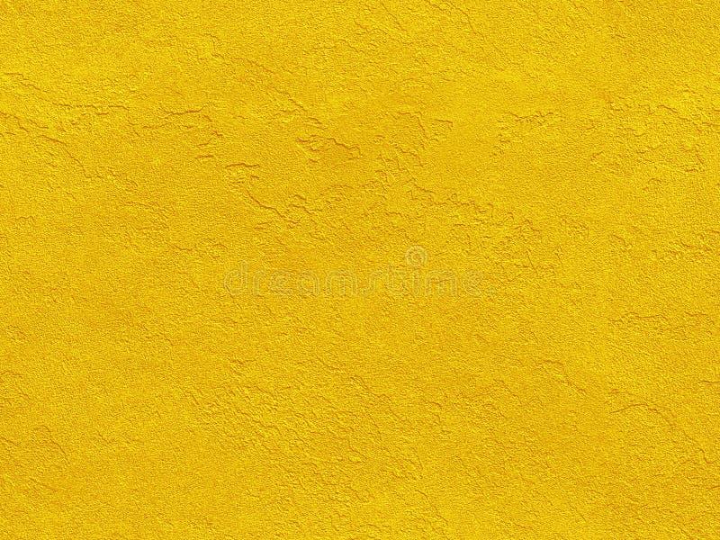 金黄黄色无缝的威尼斯式膏药背景难看的东西石头纹理 传统威尼斯式膏药石头纹理五谷样式 免版税库存照片