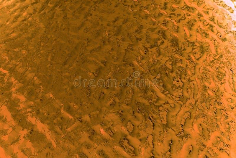 金黄抽象纹理五谷背景 免版税图库摄影