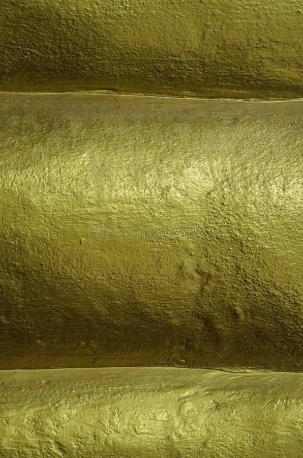 金黄纹理 免版税库存图片