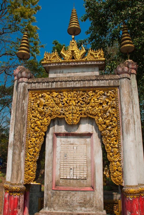 Download 金黄装饰元素的片段 Bago Myanma 缅甸 库存照片. 图片 包括有 buddhisms, 聚会所 - 72362008