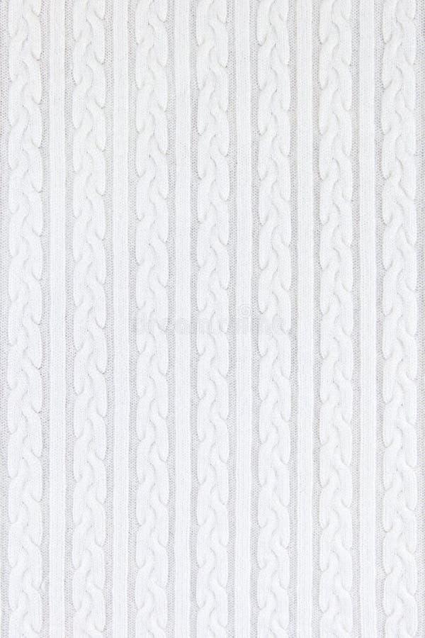 针织品织品纹理 免版税库存图片