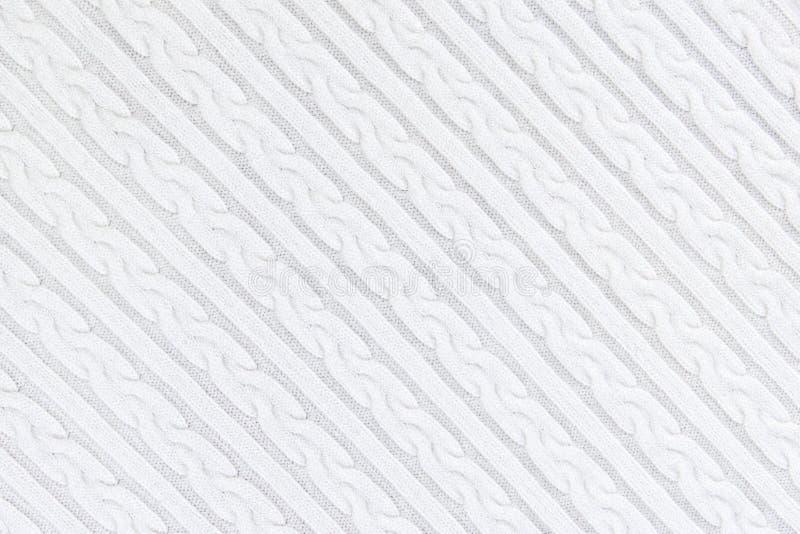 针织品织品纹理 库存照片