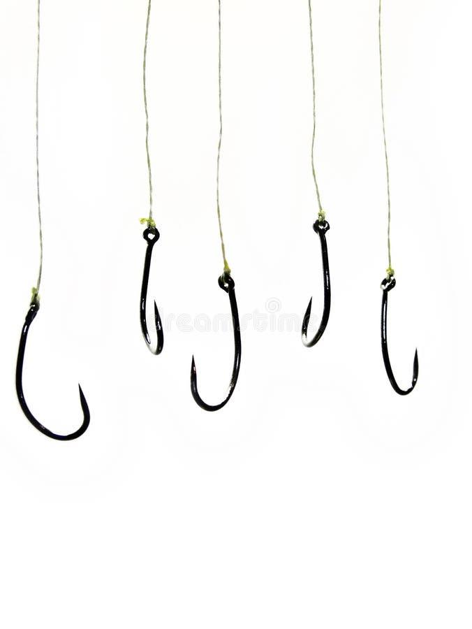 钓鱼钩 向量例证