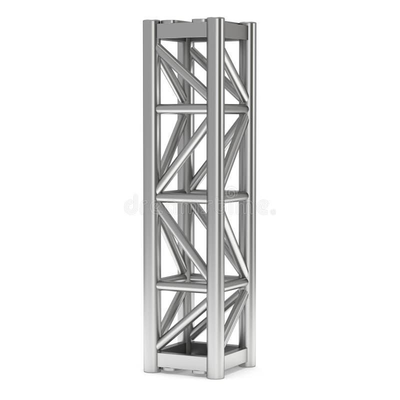 钢捆大梁元素 向量例证
