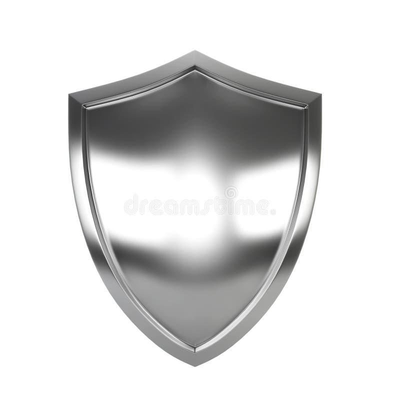 钢盾 皇族释放例证