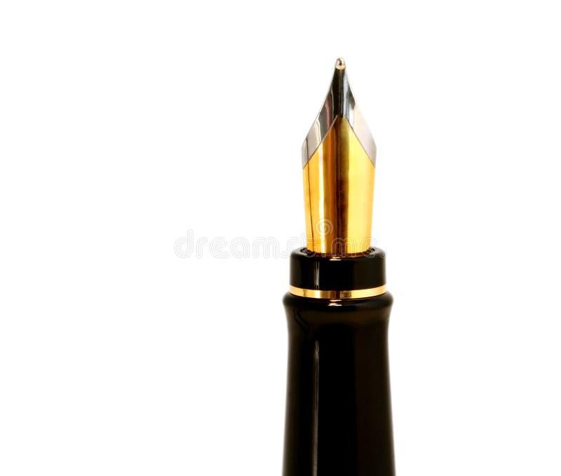 钢笔 免版税图库摄影