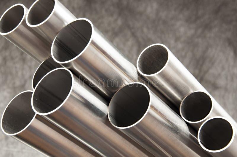 钢管 免版税库存图片