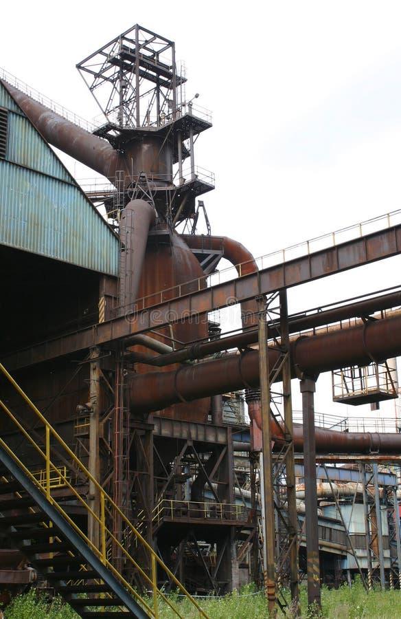 钢铁制品 库存照片