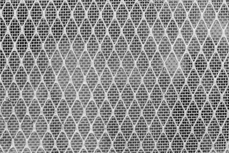钢绳滤网背景 库存图片