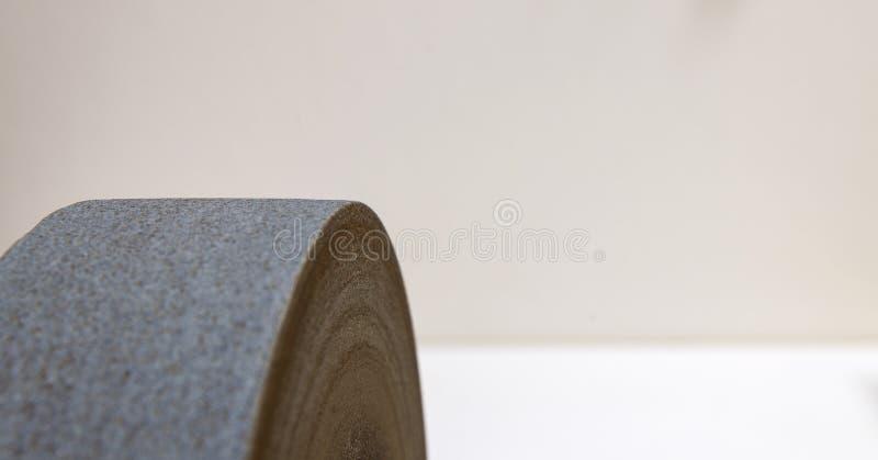 钢industial研的设备 免版税库存照片