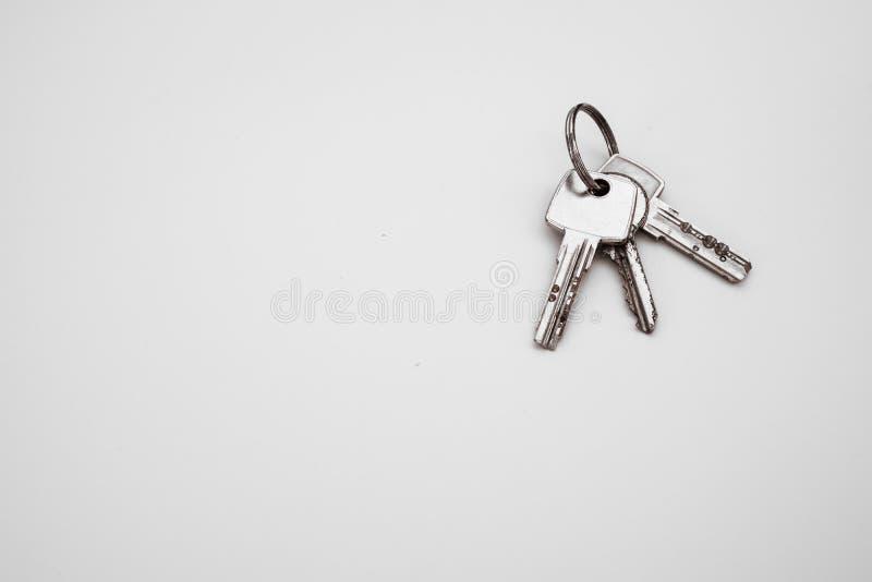 钥匙圈 免版税图库摄影