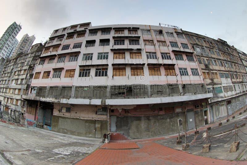 钳子lau;观塘在2017年分散 免版税图库摄影