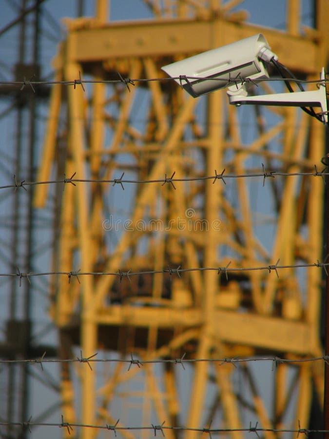 铁丝网 图库摄影