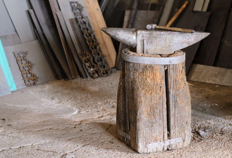 铁用工具加工III 图库摄影