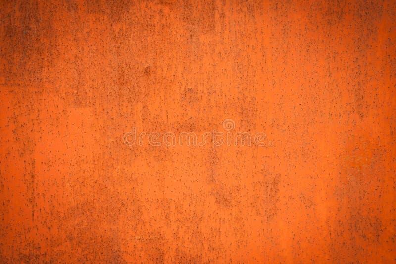 铁表面铁锈 库存图片
