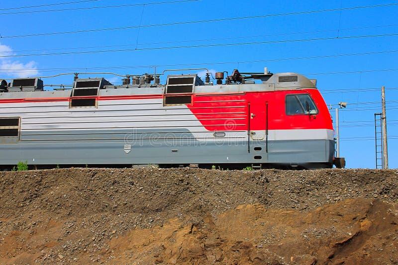 铁路和路轨 库存照片