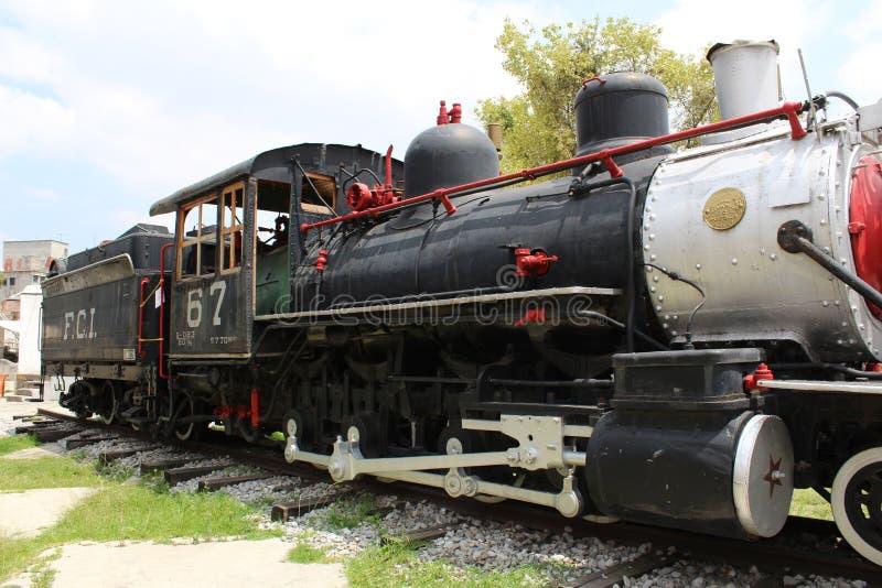 铁路工作者博物馆  免版税库存照片