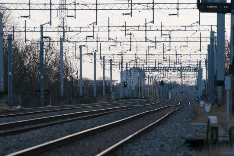 铁路房屋板壁 库存照片