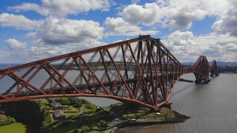 铁路桥 库存图片
